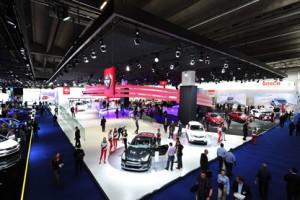 Nissan at Frankfurt Motor Show 2015