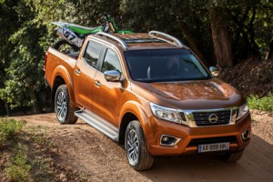 The All-New Nissan NP300 Navara