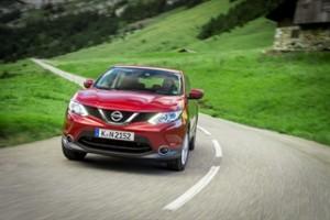 Nissan Deutschland 2015 erfolgreich