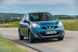 Starker Sommermonat für Nissan 2016-07