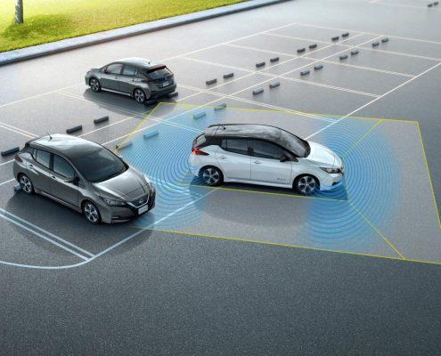 TV-Kampagne zum neuen Nissan Leaf